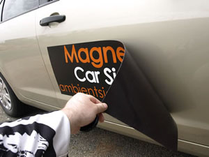 Cost To Paint A Car >> Carlos Graphics | Vehicle Magnetic Banner Printing Ottawa