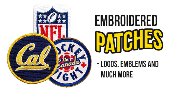 Embroidery Patches in Ottawa
