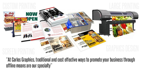 Digital and Large Format Printing in Ottawa